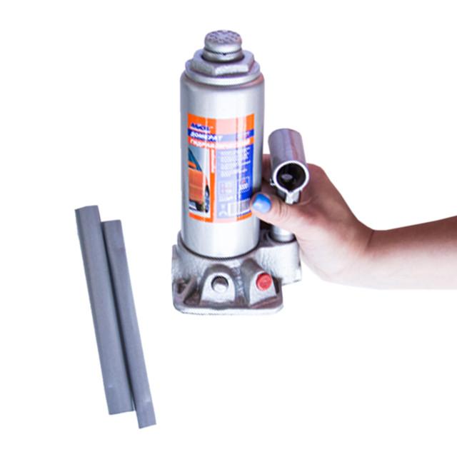 Домкрат гидравлический бутылочный 3т Miol 80-021 (194-372мм) в кейсе