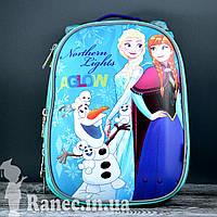 Рюкзак каркасный 1 Вересня 555362 H-25 Frozen, 33.5*25*13.5