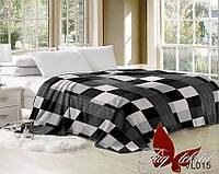Плед на кровать велсофт JH-VL015