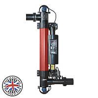 Фотокаталитическая установка Elecro Q-65 (55 Вт) для бассейнов до 65 м.куб., фото 1