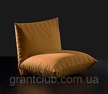 Дизайнерское мягкое кресло без подлокотников BELLAVITA фабрика ALBERTA (Италия)