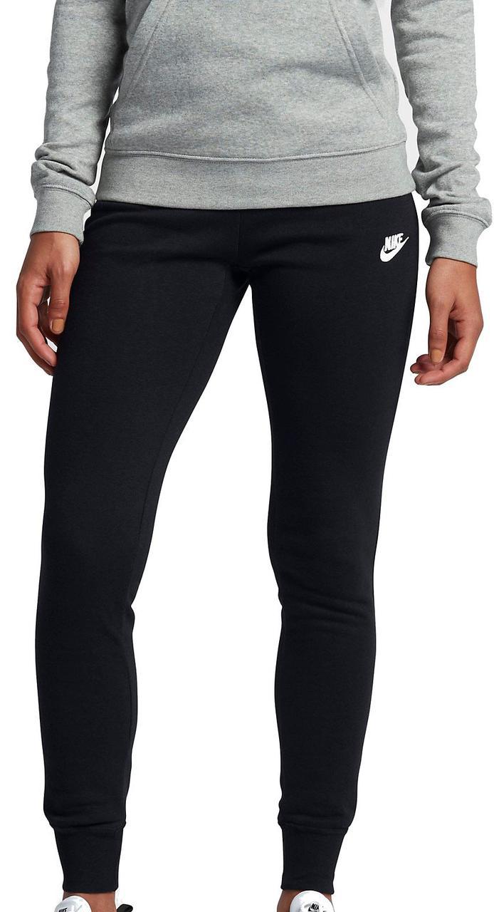 92750412 Женские Брюки Nike W Nsw Pant Tight Flc 807364-010 (Оригинал) - Football