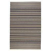 IKEA KATTRUP (603.232.95) Ковер тканый плоский, ручной серый