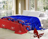 """Плед на детскую кровать """"Человек паук"""" VL162929"""