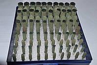 Набор вулканитовых насадок 100 шт зеленые START