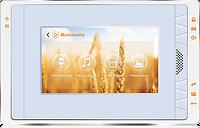 Видеодомофон для IP домофонной системы Touch Screen 7'' с поддержкой SIP протокола BAS-IP AF-07 v3, фото 1