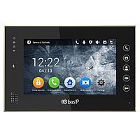 Сенсорный видеодомофон BAS-IP AN-07 v3 Touch Screen 7'' подключением системы умного дома