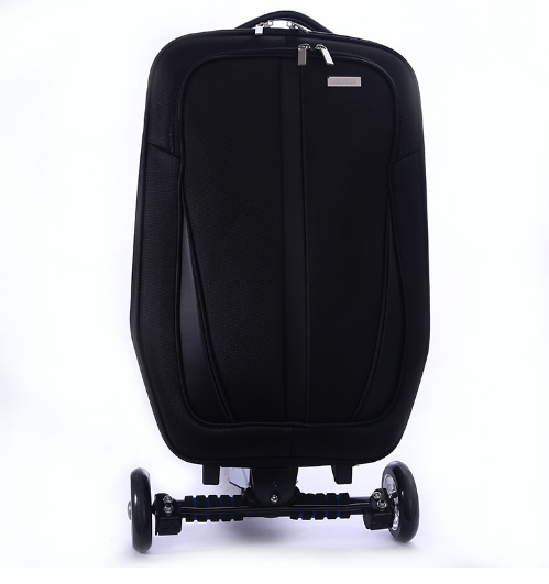 скутер чемодан 2 в 1.