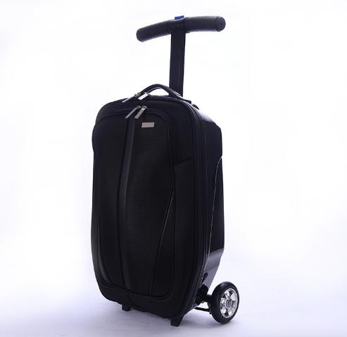 скутер чемодан 2 в 1
