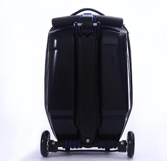 скутер чемодан 20 дюймов