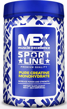 MEX Nutrition Pure Creatine 454 g