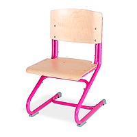 Растущий стул Дэми СУТ.01-01 розовый