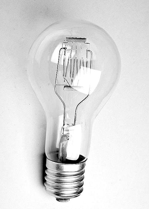 Лампа прожекторная ПЖ 220v - 1000w -2 E40/45