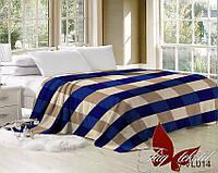 Плед на кровать велсофт JH-VL014