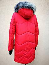Пальто на зиму для девушки рост 145-169, фото 2