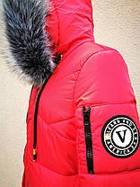 Пальто на зиму для девушки рост 145-169, фото 3