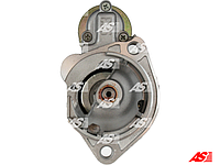 Cтартер на VW Passat B5 1.6 бензин. 1.1 кВт. 9 зубьев. 0001107068 Bosch. Аналог на Фольксваген Пассат Б5.