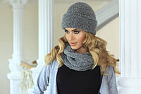 Наборы комплекты Kamea шапка шарф!