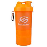 SmartShake Original NEON 600 ml orange