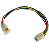 Разъём автомагнитолы 6-и контактный, с кабелем, фото 3