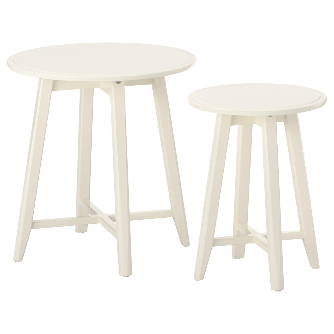 IKEA KRAGSTA (202.998.29) Журнальный столикы, 2 шт.