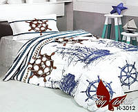 Двуспальный комплект постельного белья - ренфорс