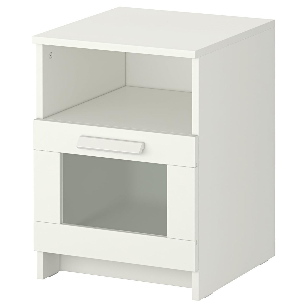 IKEA BRIMNES (102.349.42) Прикроватная тумбочка