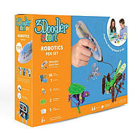 Набор 3D-ручка 3Doodler Start Robotics 3D Printing Pen Set / 3Дудлер Старт Роботехника 3д ручка, фото 1