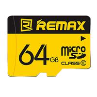 Карта памяти Remax Micro SD C10 64Gb