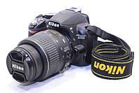 Б/У Зеркалка Nikon D3100 af-s nikkor 18-55