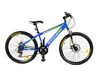 Велосипед Crosser Fox 26 Синий (20181116V-393)