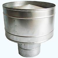 Дефлектор оцинковка d 150