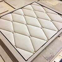 3Д панель с мдф - подушечки