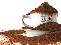 Какао порошок натуральный темный 22% Нидерланды ТМ DeZaan 500гр