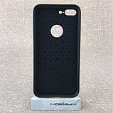 Чехол iPaky iPhone 8 Plus/7 Plus black/gold, фото 2