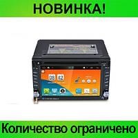 Автомагнитола 2DIN 6002B DVD GPS Android!Розница и Опт