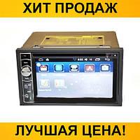 Автомагнитола 6140 DVD Android 2DIN + GPS + Рамка