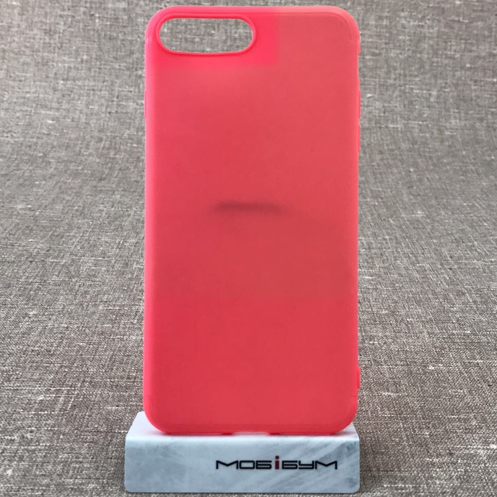 Накладка ROCK Jello iPhone 8 Plus/7 Plus rose red EAN/UPC: 6950290638640