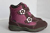 Детские ботиночки Opti Tex, 28р., фото 1