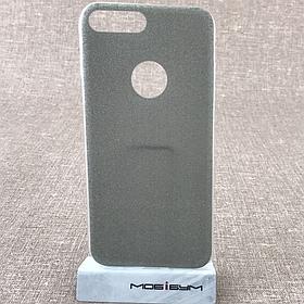 Накладка Remax Glitter Silicone iPhone 8 Plus / 7 Plus black