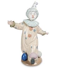 Порцелянова статуетка Клоун 23 см Pavone CMS - 23/24