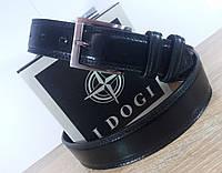 Кожаный мужской  ремень Tony Perotti (cinture i dogi) Италия