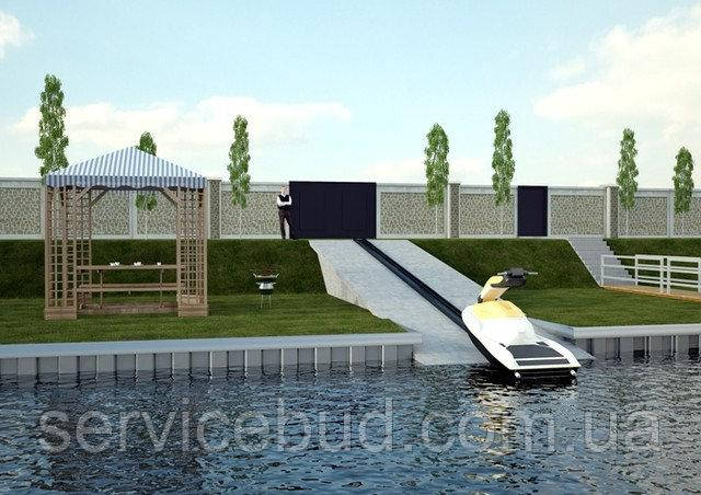 Проект стадиона, бассейна