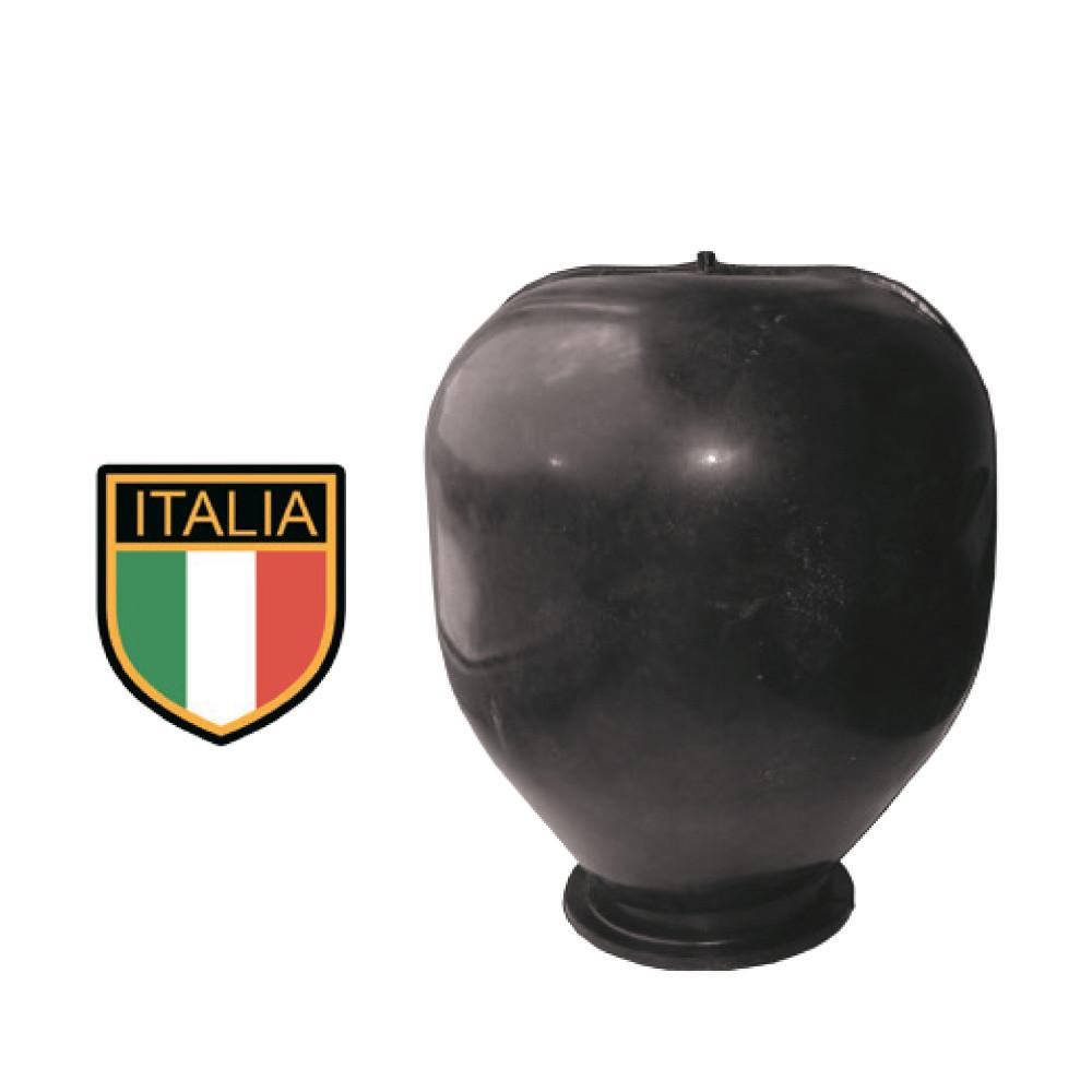 Мембрана для гидроаккумулятора Ø80 19- 24л ерdм Италия