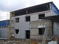 Строительство зданий комбинированные