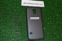Чехол пластиковая ультратонкая матовая накладка для Samsung S5 mini