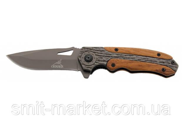 Складной нож Gerber ZH 4821682, фото 2