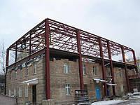 Строительство и реконструкция зданий