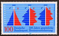 Германия 1989 г.