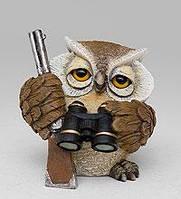 Фигурка Сова охотник 9 см OL-6495-XE